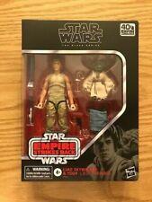 Star Wars Black Series The Empire Strikes Back Luke Skywalker & Yoda #04