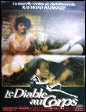 LE DIABLE AU CORPS Affiche Cinéma / Poster SCOTT MURRAY