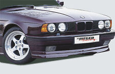 RIEGER Spoilerlippe ABS BMW E34 RIEGER-Tuning