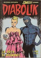 \  DIABOLIK SWISS SWISSS # 76 - ASTORINA -  OTTIMO ///