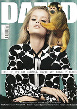DAZED &CONFUSED March 2012 FRIDA AASEN Perfume Genius THOMAS RUFF Skrillex @NEW@