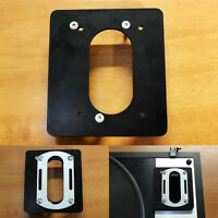 SME Aluminum Armboard Plate for THORENS TD-145 146 147 160 165 166 turntables