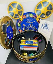 Vntg 1999 The Wonderful World of Disney Trivia Board Game  Mattel  100% Complete