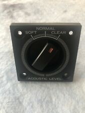 Vintage Kenwood KL-999X Crossover Acoustic Level Switch/Dial