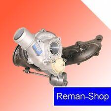 Turbocompresor Vauxhall Astra Corsa Zafira 1.6 Turbo; 180bhp 53039700110 k03-110