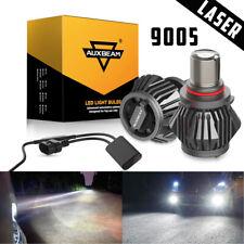 Car Auto Led Laser Fog Light 9005 H10 9145 6000K White Driving Lamp Auxbeam Bulb