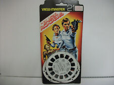 More details for original on card and complete vgc viewmaster buck rogers set 3 reels 1980 bl0151