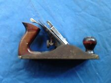 ANTIQUE WOOD SHAVER PLANE,HAND HELD POWER-KRAFT PRECISION TOOLS