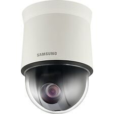 Samsung snp-5300h 1.3 mp Ip66 Hd 30x Red Ptz Domo Ip Cámara Cctv 3.5-105mm