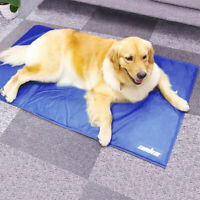 Pressure Activated Pet Cooling Gel Pad Keep Your Dog Cool and Reduce Joint Pain