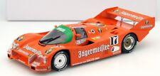 1986 Porsche 962 Jagermeister Winner SPA Diecast  1:18 Scale by Norev