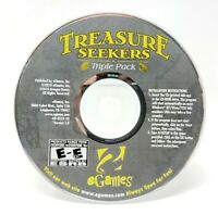 Treasure Seekers Triple Pack PC CD-ROM Game Only