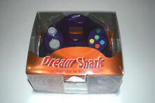Dream Shark Controller Purple Intec for Sega Dreamcast Console Video Game System
