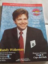 Vintage Genii Magazine Randy Wakeman Issue 1991