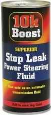 10K Boost Stop Leak Power Steering Fluid - 375ml Fuel Additives Car Maintenance