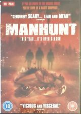 Manhunt (Official UK DVD) Nini Bull Robsahm (Free UK Post)