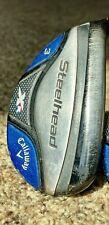 New listing Callaway Steelhead XR Hybrid 3 Hybrid Left Hand LH