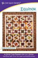 Equinox by Cozy Quilt Designs Quilt Pattern