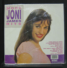 Joni James - More Joni James Hits LP New Sealed 12012 Denmark 1961 Vinyl Record