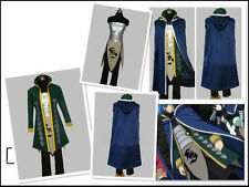 Fairy Tail Jellal Fernandes Cosplay Costume 7 year later
