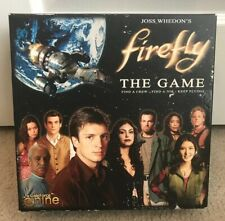 Firefly the board game Joss Whedon Nathan Fillion Complete Set Galeforce Nine