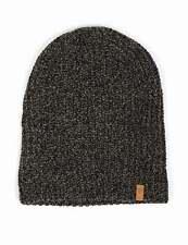 Fjallraven Ovik Melange Beanie Hat - Black