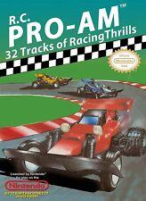 R.C. Pro-AM NINTENDO NES Video Game