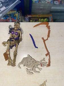 Skeleton Warriors - SHRIEK EVIL TEMPTRESS of the SKELETON LEGION -