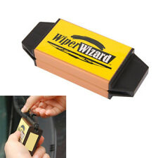 Wiper Wizard clean restoring sharpen the blades Wiper cleaning brush safe noise