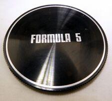 Formula 5 62mm Avant Lentille Bouchon Vis En