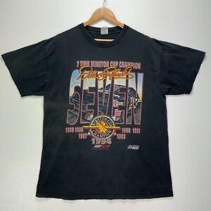 1994 Dale Earnhardt Seven Time Winston Cup Champion Vintage T-shirt XL Nascar