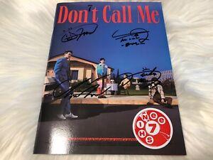 SHINEE - ALL MEMBER Autograph(Signed) PROMO ALBUM