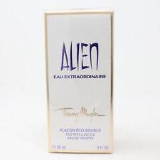 Alien Eau Extraordinaire by Thierry Mugler Edt Eco Refill Bottle 3oz Splash New