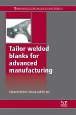 Woodhead Publishing Series in Welding and Other Joining Technologies: Tailor.