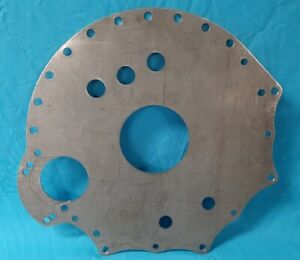 Dodge Manual Tranny Safety Block Plate
