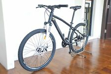 Orbea Mountain Bike 27.5 Size Small, Matte Black