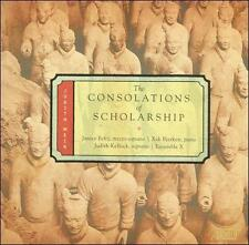 JUDITH WEIR: THE CONSOLATIONS OF SCHOLARSHIP (NEW CD)