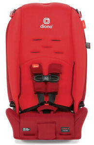 Diono Radian 3 R All-in-One Convertible+Booster Child Safety Car Seat Red Cherry
