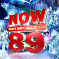 Various Artists - Now That's What I Call Music! 89 NEW/SEALED 2xCD