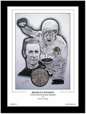 Bradley Wiggins - Limited Edition By Patrick J. Killian
