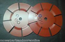 2 x 9 Inch Lawn Edger Disc Blade, ROVER AO0992, LITTLE WONDER, VICTA ME63222G