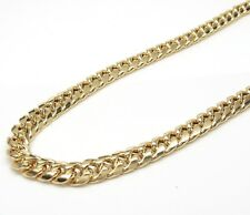 10K Gold Miami Cuban Chain 36 Inches 9.5MM 74.6 Grams