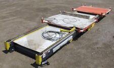 Wooden Pallet Plastic Tote Indexing Table Conveyor Slide Feeder 3650ISU