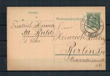 Österreich Schlesien, von (Alt-) Bielitz nach Berlin 26.09.1908