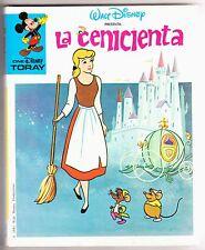 Cine Disney Toray nº 3: LA CENICIENTA. Ed. Toray, 5ª ed., 1983.