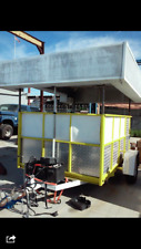 2012 - 6' x 9' Ice Cream Concession Trailer for Sale in California!