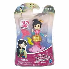 "2016 Disney Princess Little Kingdom Classic Mulan 3"" Figure / Doll"