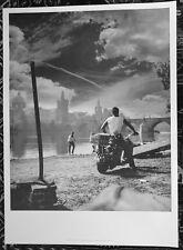 Jan Saudek•Hey Joe•Motorcycle•Freedom•Photo Poster Belgium 23x32