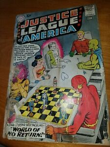 Justice League of America # 1 - (1960) 1st app. and origin Despero ORIGINAL