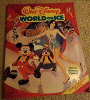 Walt Disney World On Ice Program-1982